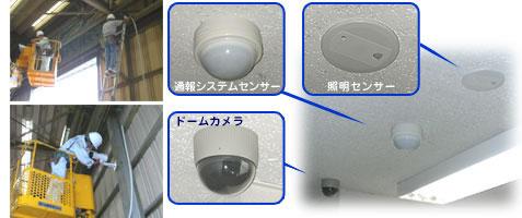 センサーライトの利用方法