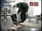 NEWSリアルタイム   盗聴犯を現行犯逮捕!